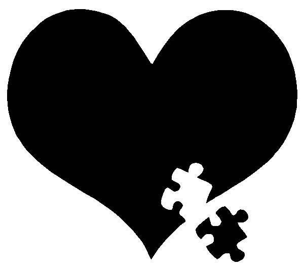 Autism Puzzle Sticker Decal