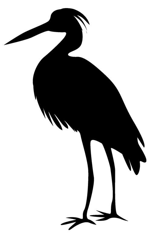 "Pelican Bird Window Sticker Decal 6""h"